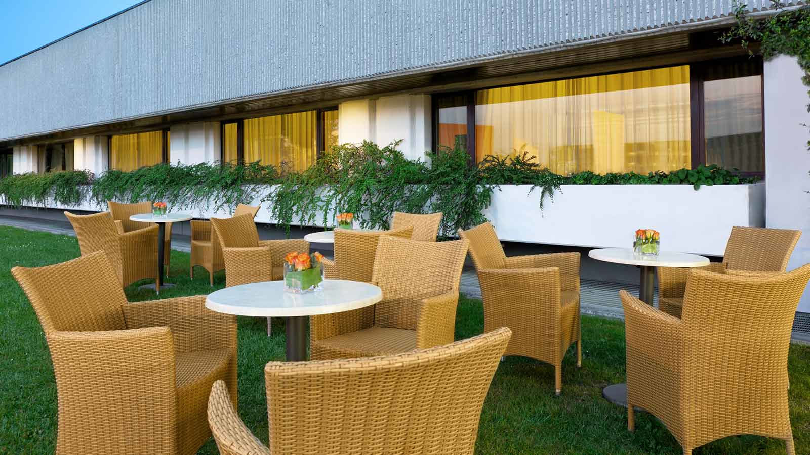 garden four points by sheraton padova