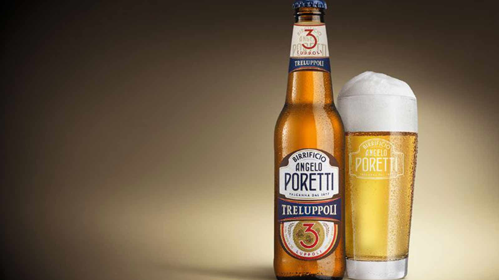 poretti beers four points padova